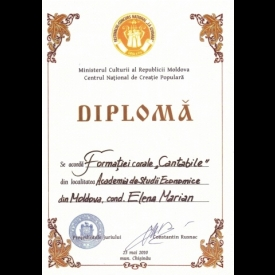 View the album Awards and diplomas in the Competitions
